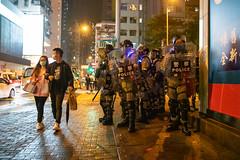 Festival in Police City.