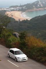 Honda, Civic Type-R, Shek O, Hong Kong