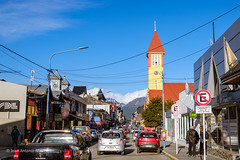Tierra del Fuego. Ushuaia