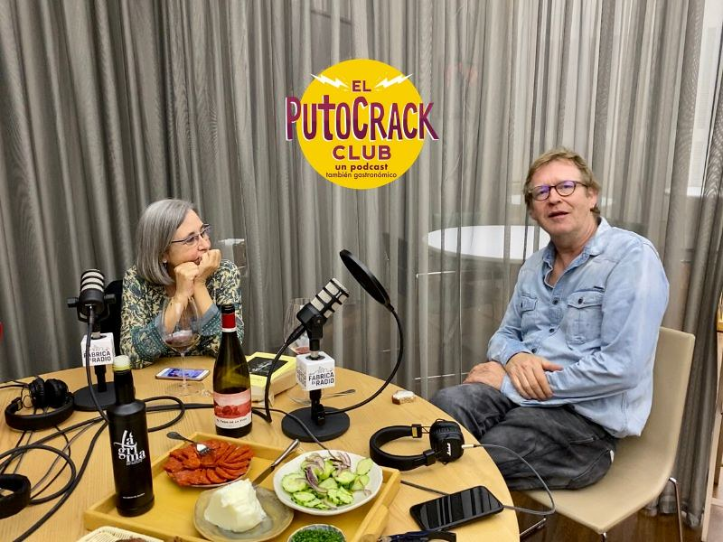 Foto 3 web El PutoCrack Club Pilar Luna Bernd H Knoller La Fabrica de Radio