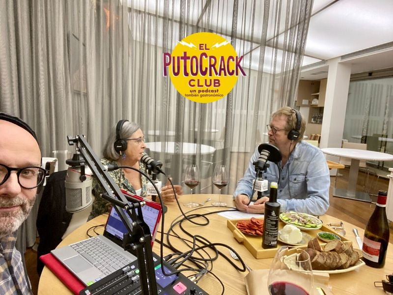 Foto 1 web El PutoCrack Club Pilar Luna Bernd H Knoller Paco Cremades La Fabrica de Radio