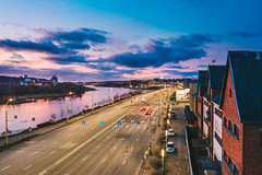 Traffic | Kaunas aerial