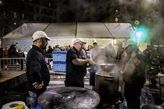 dj., 23/01/2020 - 20:48 - Barcelona 23.01.2020 L'alcaldessa assisteix al sopar de Festa Major al barri de Sant Antoni.   Foto: Laura Guerrero/Ajuntament de Barcelona