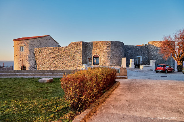 Frankopanski kaštel Grobnik u Gradu Grobniku