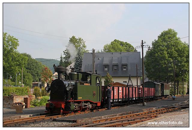 Preßnitztalbahn - 2010-01