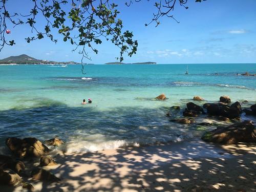 サムイ島チャウエンビーチ koh samui chaweng Beach