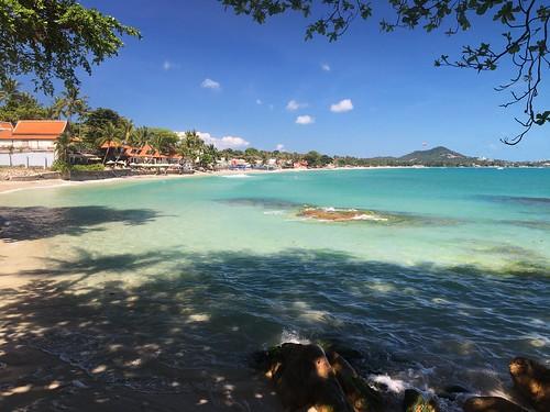 サムイ島 次第に暑さ感じるのどかな日々