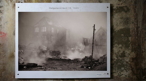 Bombing of Helgoland, April 18, 1945