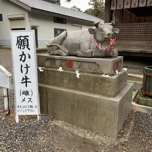 見付天神 矢奈比賣神社
