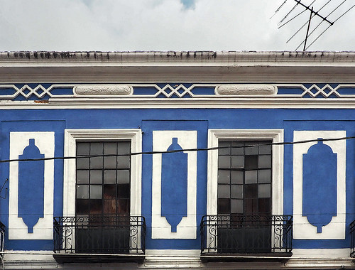 PUEBLA  bleu