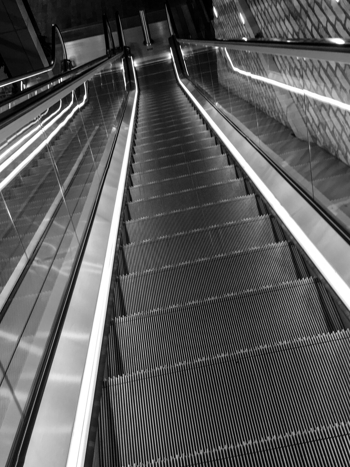 Westgate escalator