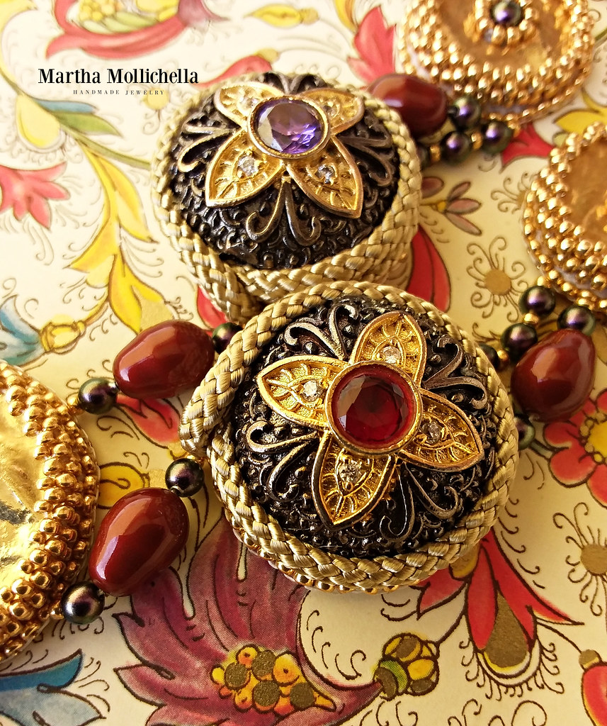 Martha Mollichella exclusive jewelry