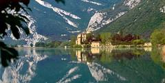 Castel Toblino (Lago di Toblino, Padergnone, Trentino, It)