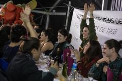 dj., 23/01/2020 - 21:51 - Barcelona 23.01.2020 L'alcaldessa assisteix al sopar de Festa Major al barri de Sant Antoni.   Foto: Laura Guerrero/Ajuntament de Barcelona