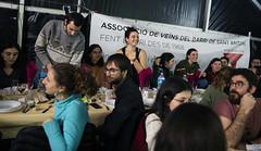 dj., 23/01/2020 - 21:48 - Barcelona 23.01.2020 L'alcaldessa assisteix al sopar de Festa Major al barri de Sant Antoni.   Foto: Laura Guerrero/Ajuntament de Barcelona