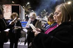 dj., 23/01/2020 - 20:58 - Barcelona 23.01.2020 L'alcaldessa assisteix al sopar de Festa Major al barri de Sant Antoni.   Foto: Laura Guerrero/Ajuntament de Barcelona
