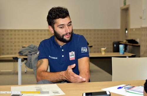 Fernando Gaviria - UAE Team Emirates