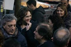 dj., 23/01/2020 - 21:15 - Barcelona 23.01.2020 L'alcaldessa assisteix al sopar de Festa Major al barri de Sant Antoni.   Foto: Laura Guerrero/Ajuntament de Barcelona
