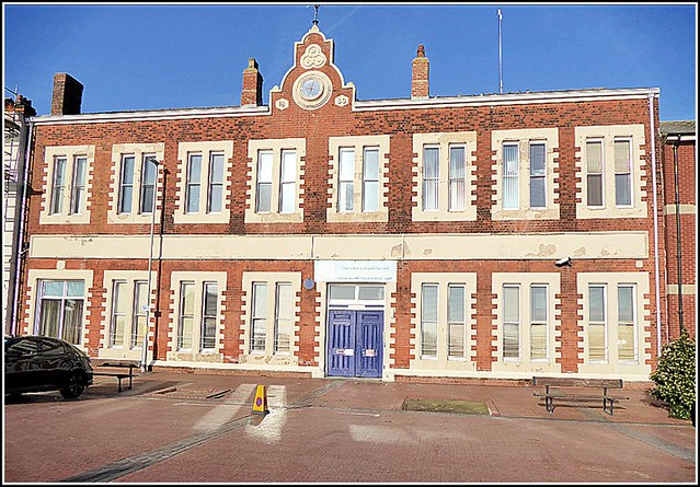 Old Humber Ferry Offices ...
