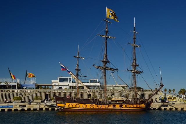 Russian Tall Ship Shtandart