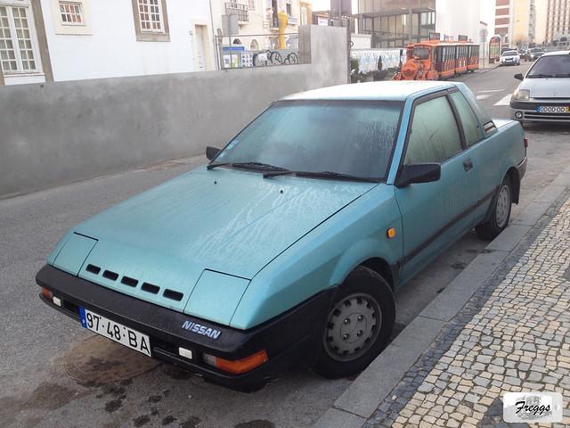 Nissan Langley EXA - Portugal