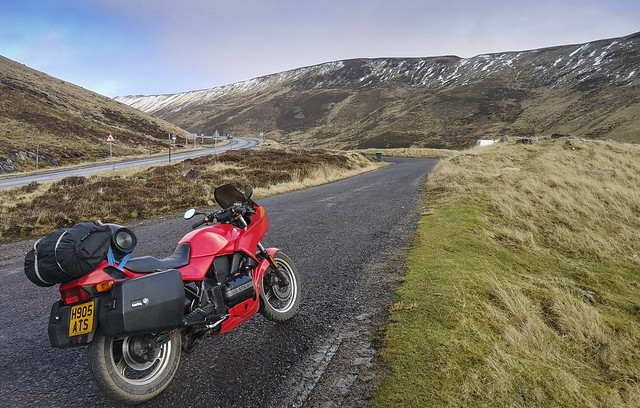 K75 at Glenshee