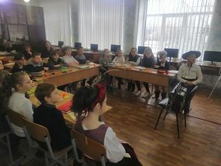 Відкритий урок Савченко ЛА 2020