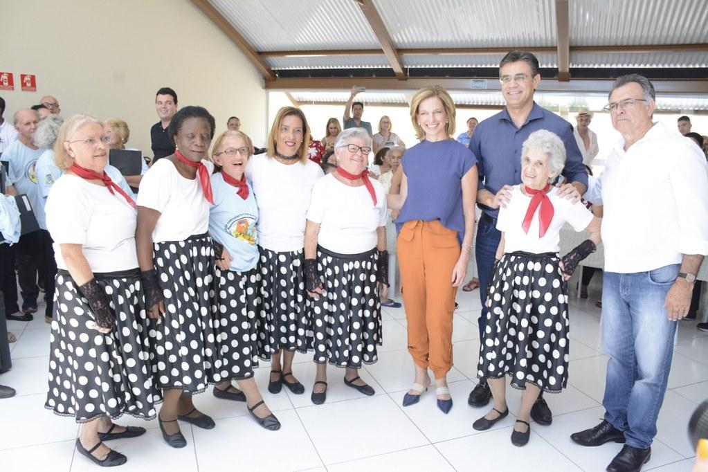 Inauguração CDI em São João Da Boa Vista