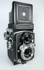 Yashica D TLR - 1966