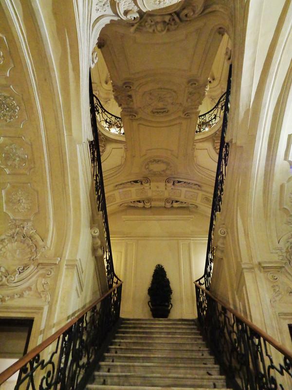 064-лестница Ножниц
