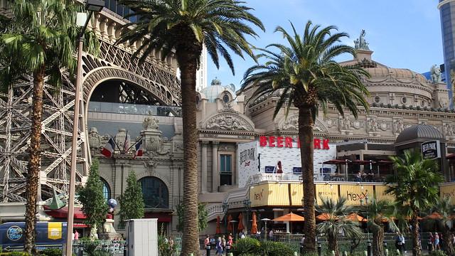 Nevada - Las Vegas:  French Boulevard of Paris Las Vegas Hotel & Casino