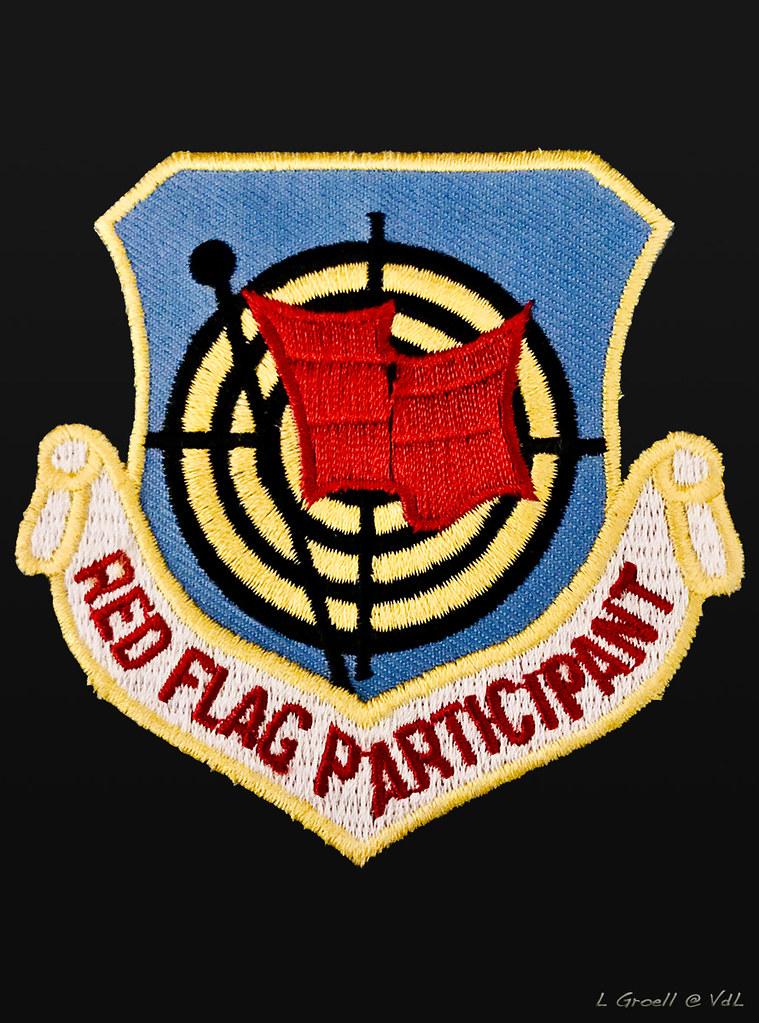 Parche Red Flag participant