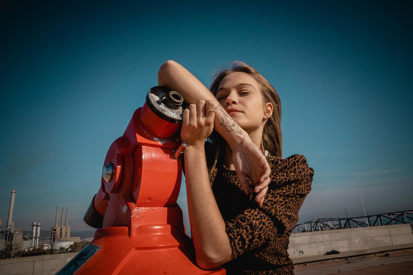 Fotos de Maria Casas Llargués Reportaje fotográfico en Fòrum Barcelona, Sesión de fotos de moda, fotos mariacasasfoto