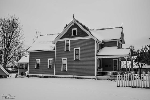 Elgin Heritage Park - Historic Stewart House c. 1895