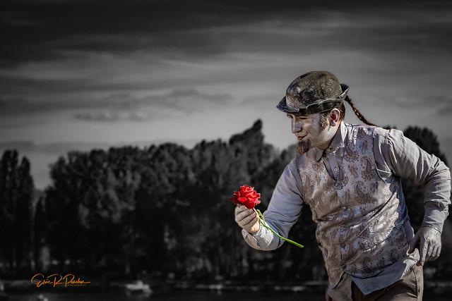 Romantic Street Artist - Orléans 2015