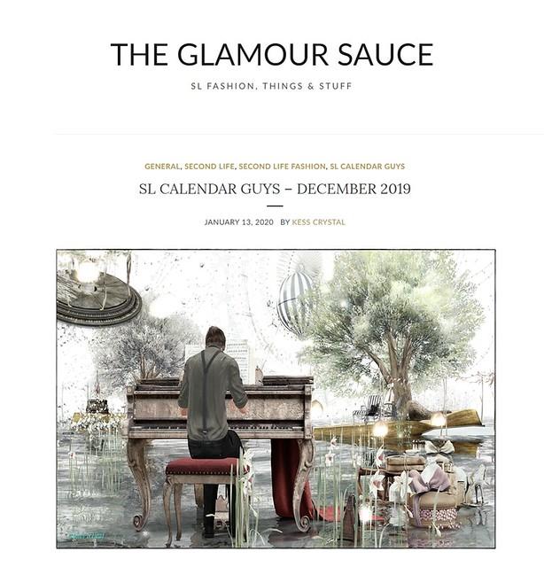 SL Calendar Guys - December 2019