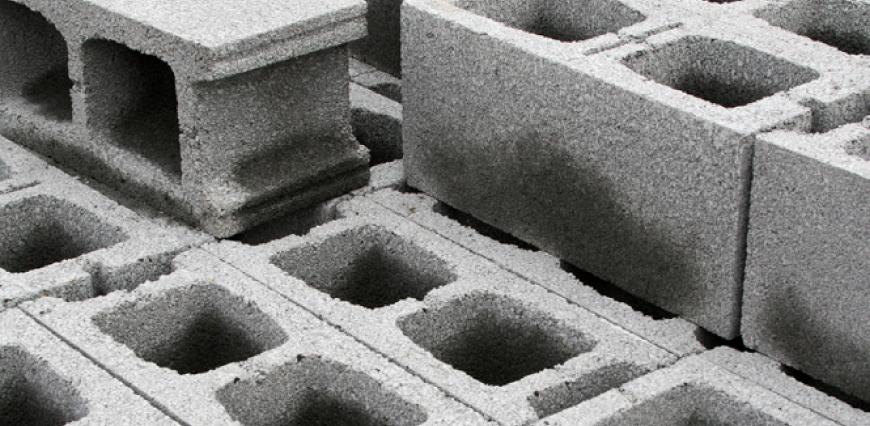Vantagens do bloco de concreto