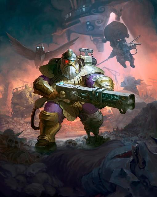 «Владыки Харадрона» | Kharadron Overlords