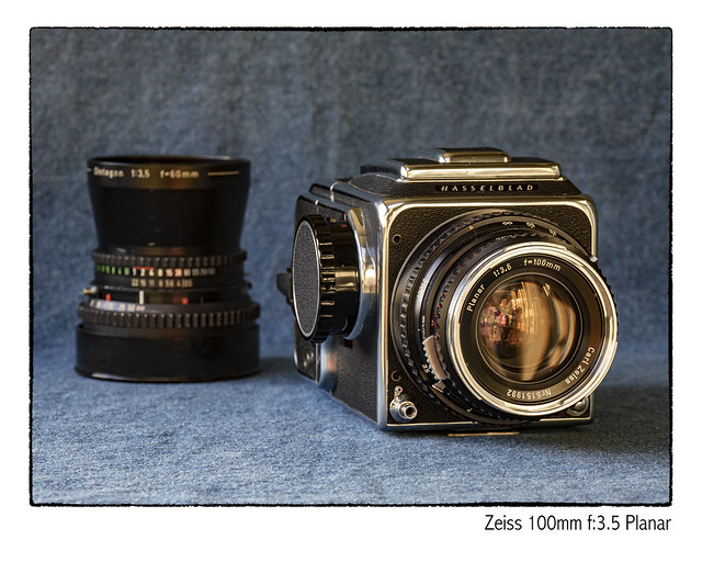 Hasselblad Lens GAS