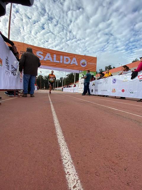 26 de Enero 2020. Cuarto Medio Maratón 2020 de Zapotlán el Grande.