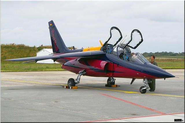 Alpha Jet A, Red Bull Team, D-ICDM