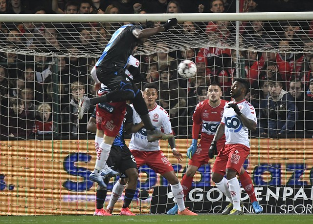 KV Kortrijk - Club Brugge 26-01-2020