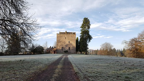 closeburn castle keep