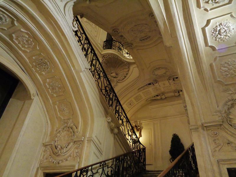 065-лестница Ножниц