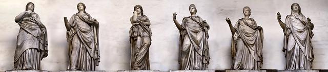 Sabine - Roman Statues
