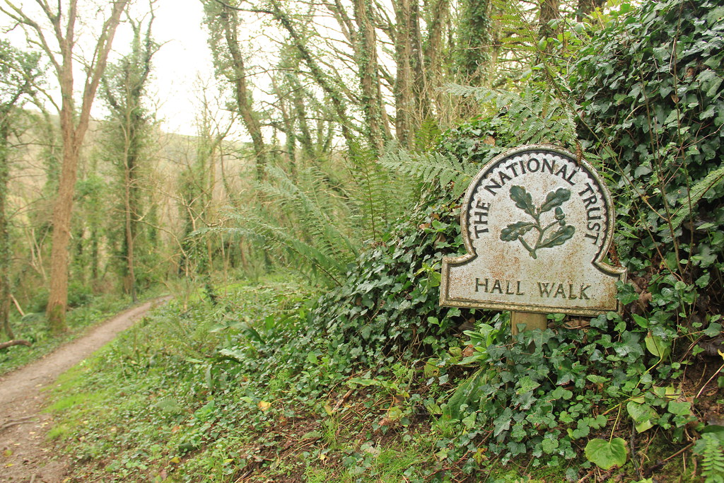 Hall Walk, Polruan to Bodinnick