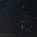 Defocused Orion with Dim Betelgeuse