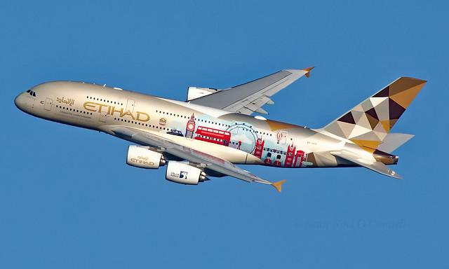 A6-APE - Airbus A380-861 - LHR