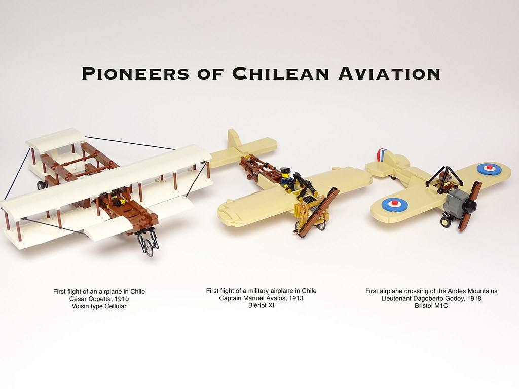 Pioneers of Chilean Aviation