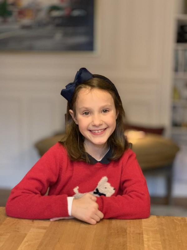 8e verjaardag Prinses Athena van Denemarken